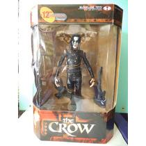 The Crow El Cuervo 12 Pulgadas Movie Maniacs Mcfarlane Toys