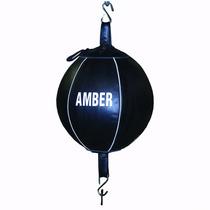 Pera Para Boxeo Con Cuerdas Amber 6 Pulgadas Vbf