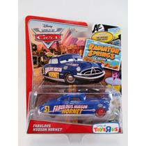 Cars Disney Fabulous Hudson Hornet. Nuevo Empaque.