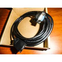 Omrom Cable Plc Interface Serial Cs1w-cn226 Cs/sj Cqm1h