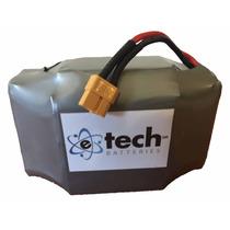36v 4,400mah 79.2wh Batería Litio-ion Para Patin Eléctrico.