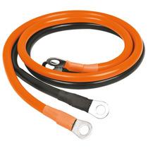 Cable Para Inversor De Corriente Triple Y Dual Truper 10493