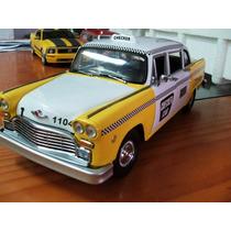 1981 Taxi Atlanta Checker Cab 1/18 Sunstar