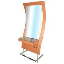 Muebles De Belleza Estetica-tocador Espejo Mod.cimarron Vbf