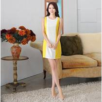 Vestido Formal Elegante Juvenil Moda Japonesa Sexy 1085
