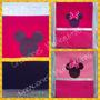 Dulceros Morralitos Piñatas Fiestas Inf Mickey Y Mimi Mouse