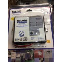 Control Automático Para Bomba Racom