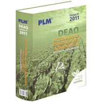 Diccionario De Especialidades Agroquímicas C/cd Rom 2011 Fn4