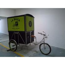 Triciclo Con Planta Eléctrica Rin Rin Biclas