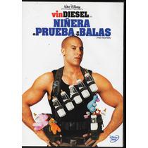 Una Niñera A Prueba De Balas - Vin Diesel - 1 Dvd