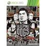 Sleeping Dogs Nuevo Sellado Xbox 360