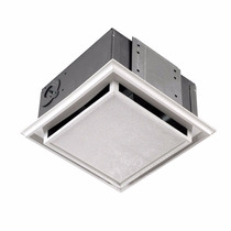 Extractor De Techo Pared Ventilador Baño Sin Ductos Filtro