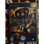 The Lord Of The Rings The Third Age Xbox