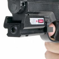 Laser Tactico 22mm Weaver Picatinny Pistola Riel