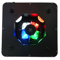 Piramide Luz Disco Led Rgbw Rayo Multicolor Rockolas