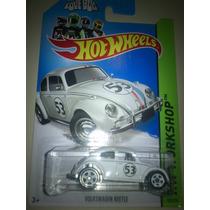 Hot Wheels De Coleccion Herbie Mn4