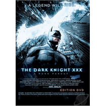 The Dark Knight Xxx A Porn Parody (batman, Parodia, Porno) D