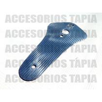Pera Para Cofre Vw Sedan Vocho Aluminio Rayada