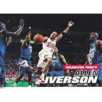 2000-01 Fleer Ultra Allen Iverson Sixers