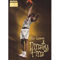 1998-99 Skybox Premium Ninety Fine Allen Iverson Sixers