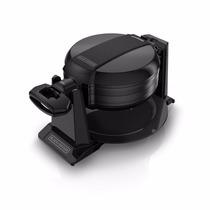 Waflera Black + Decker Wmd200b Doble Tiron Color Negro