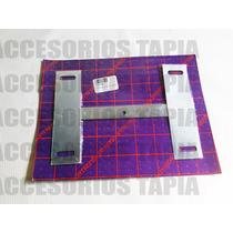 Porta Placa Delantero Para Vw Sedan Vocho Aluminio