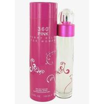 Maa Perfume Original 360 Pink Dama 100 Ml By Perry Ellis