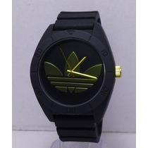 Reloj Hombre Adidas Barato Excelente Negro Regalo