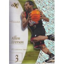 1997-98 Skybox E-x2001 Allen Iverson Sixers