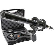 Kit De Micrófono Shotgun Para Videocámaras Y Dslr Xm-55