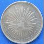 Moneda 1 Peso Porfiriano Zacatecas 1899 F Z Plata Original