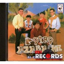 Potro Azabache, Al Cien Por Ciento, Gallo Records Rarisimo!!
