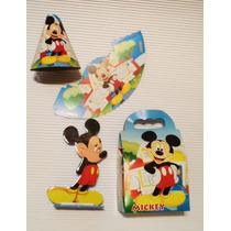 Mickey Mouse Paquete Para 30 Niños Envio 80 Por Correo