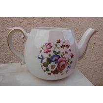 Tetera Ellgreave Wood & Sons England Porcelana Europa