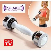 Pesas Shake Weight Mujeres Mancuerna Ejercitador Femenina