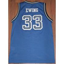 Jersey, Ewing, Chico De Adulto, Nike, Georgetown, Jordan