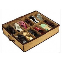 Organizador De Zapatos 12 Pares, Shoes Under