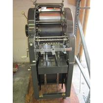 Maquina Para Imprenta Abdick 360 Charola Offset