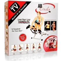 Ab Circle Pro Para Abdomen Con Display Digital. Nuevo.