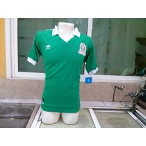 Jersey México Adidas Retro