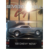 Hot Wheels De Coleccion Retro Chevy Nova Mn4