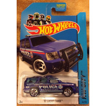 Hot Wheels ´07 Chevy Tahoe 44/250 Hw City