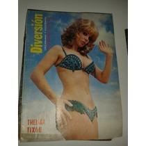 Revista Diversión (1971-1973 Crucigramas Y Pasatiempos /lote