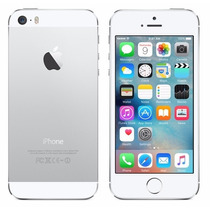 Apple Iphone 5s 16gb Libre Sellado De Fabrica 4g Lte Msi