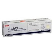 Toner Okidata Negro Para B4300 / B4350 Alto Rendimiento