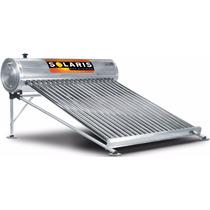 Calentador Solar Solaris 228 Litros 20 Tubos Por Gravedad