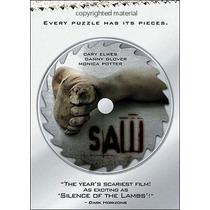 Dvd Saw 1 Juego Macabro Del Miedo Horror Gore Clasica Jigsaw