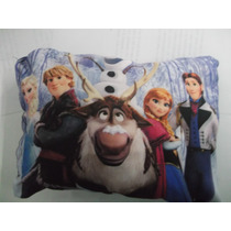 Bonita Almohada De Disney Frozen