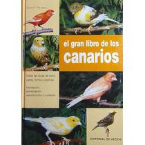 El Gran Libro De Los Canrios Original Editorial De Vecchi