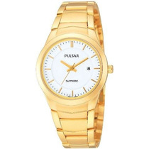 Reloj Pulsar Dress Wpd1038 Dorado Femenino